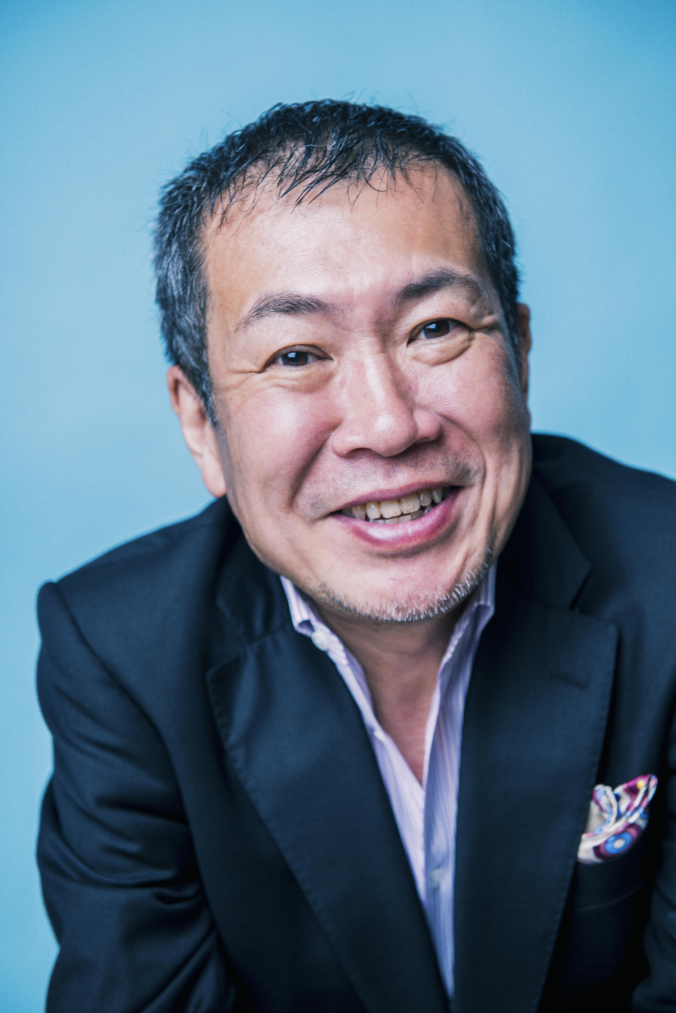 佐々木俊 尚 氏